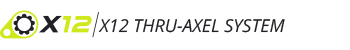 SYNTACE X12 THRU-AXLE SYSTEM - skin
