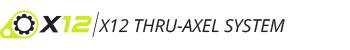 SYNTACE X12 THRU-AXLE SYSTEM - krs