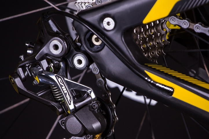 TA12 SYSTEM - DH CARBON 16