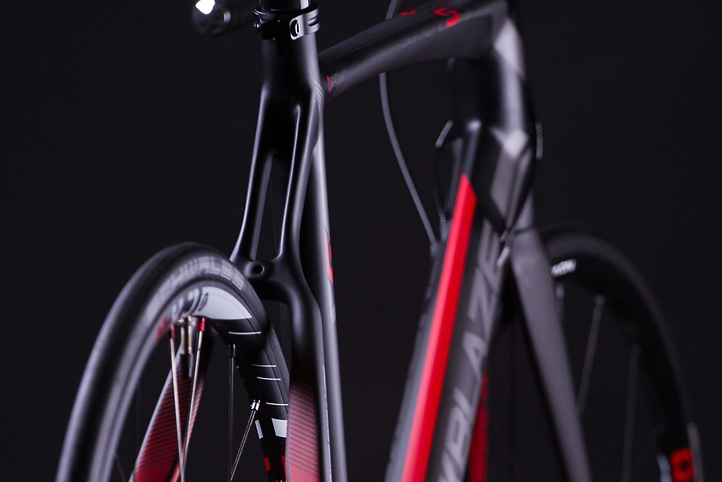 SLCF SUPER LIGHT CARBON FRAME - S3 SRAM RED 16